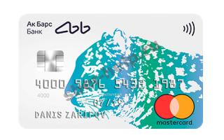Кредитная карта банка ак барс: условия