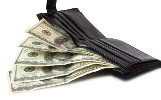 Новый кошелек: что нужно сделать чтобы водились деньги
