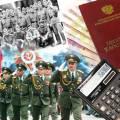 Расчет пенсии военнослужащего: формула, как рассчитать