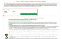 Логин для сбербанк онлайн: пример